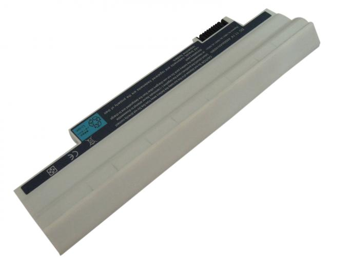 Slim Flat Bottom Case Laptop Battery Replacement For ACER ASPIRE ONE D260 AL10B31