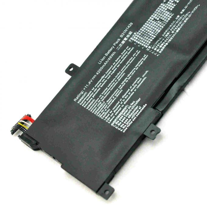 B31N1429 Laptop Rechargeable Internal Battery For Asus K501 Series 11.4V 48Wh Li-Polymer 3Cell