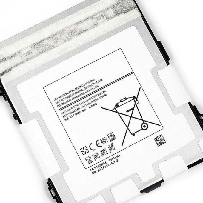 EB-BT800FBE Tablet PC Battery 7900mAh For Samsung Galaxy Tab S 10.5 LTE SM-T800
