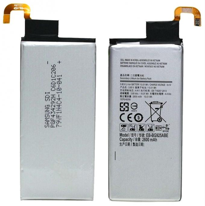 EB-BG925ABE Cell Phone Battery Replacement Compatible Samsung Galaxy S6 Edge