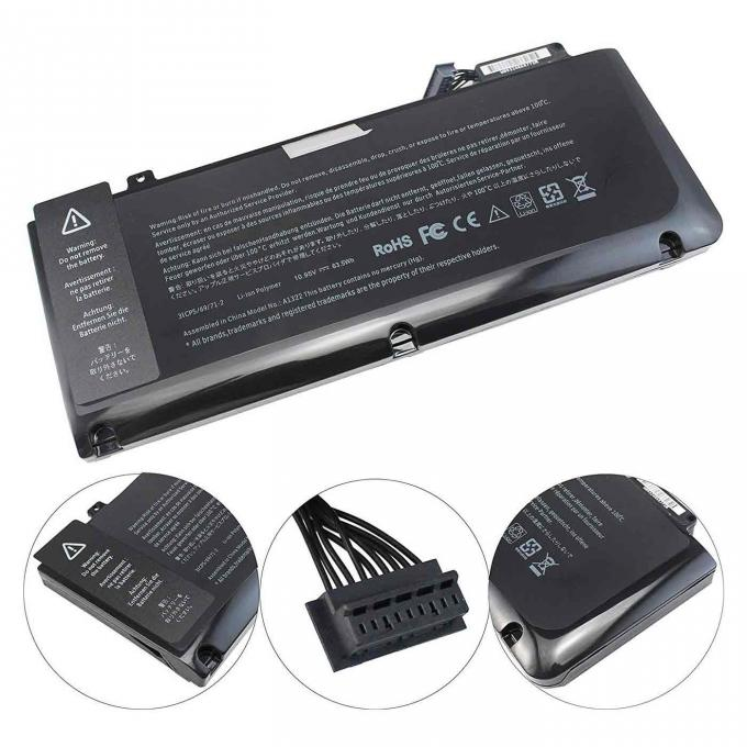 10.95V Macbook Laptop Battery , Macbook Pro 13 Inch Mid 2012 Battery Replacement