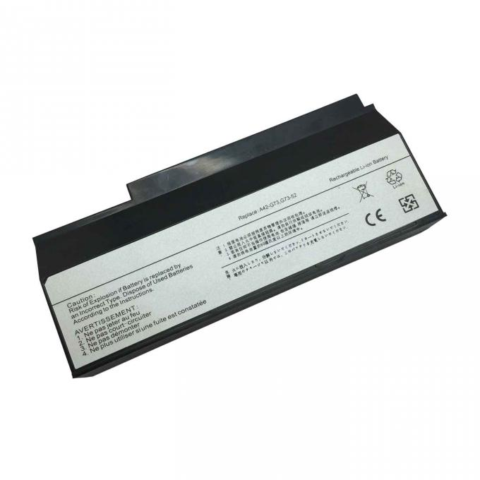 ASUS G53 G73 Series A42-G73 Laptop Rechargeable Battery 8 Cell 14.8V 4400mAh