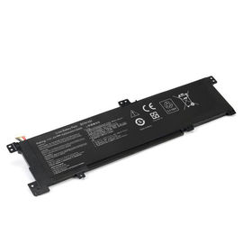 China Laptop Rechargeable Battery Replacement For Asus K401L B31N1424 11.4V 48Wh Li-Polymer Cell supplier