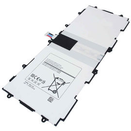 China T4500E T4500C Tablet PC Battery , GT-P5200 6800mAh Samsung Galaxy Tab 3 10.1 Battery supplier