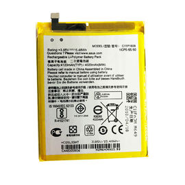 "China Cell Phone ASUS Zenfone 3 Max 5.5"" Battery For ZC553KL ZC520KL X00HD C11P1609 supplier"
