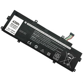 China DELL Chromebook 11 3120 Laptop Internal Battery 5R9DD 11.1V 43Wh 1 Year Warranty factory